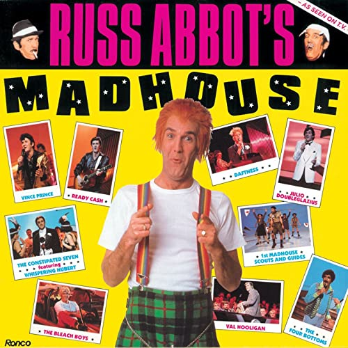 russ abbots madhouse