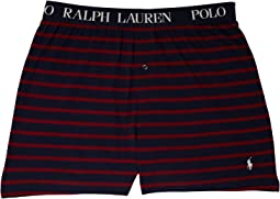 Polo Ralph Lauren - Striped Slim Fit Knit Boxer