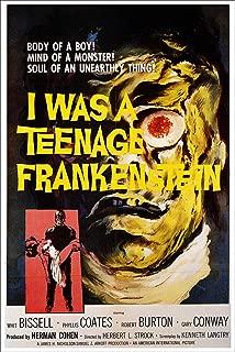 i frankenstein movie poster