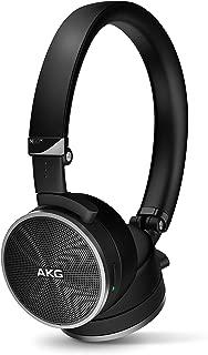 AKG N60NC 头戴式耳机 主动降噪耳机 有线耳麦 音乐HIFI耳机 黑色