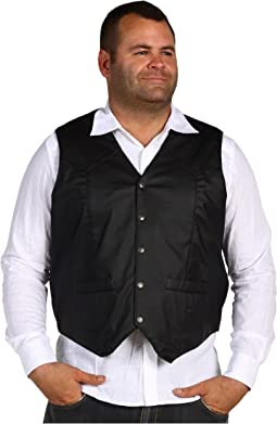"""Action"" Leather Vest"