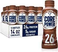 Fairlife Core Power High Protein Milk Shake, Chocolate, 14 FL Oz Pack of 12