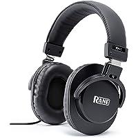 Rane RANE_RH-1_NM Over-Ear Wired Studio Headphones (Black)