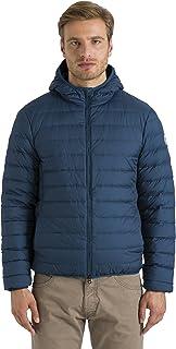 NORTH SAILS Men's Super Light Hooded Jacket Dull Micro Ripstop Nylon Regular Fit