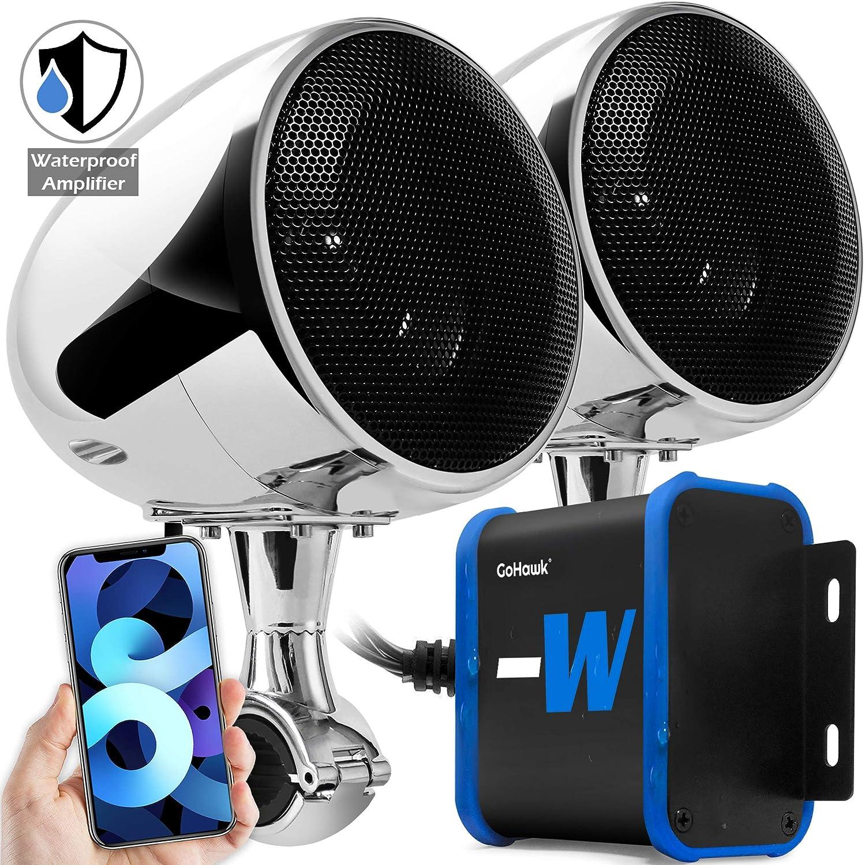 Sale SALE% OFF GoHawk TN4-W Genuine Waterproof Amplifier 4