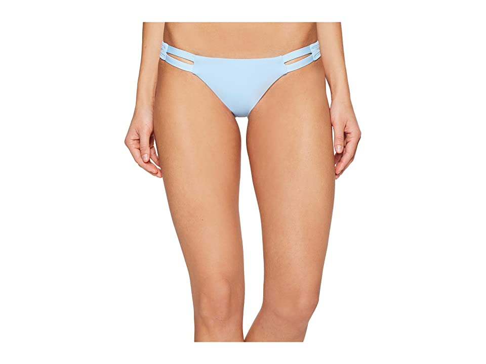 Vitamin A Swimwear Neutra Hipster Cheeky Bikini Bottom (Cielo Ecolux) Women