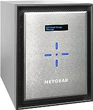 NETGEAR ReadyNAS RN526X00 6 Bay Diskless Premium Performance NAS, 60TB Capacity Network Attached Storage, Intel 2.2GHz Dual Core Processor, 4GB RAM