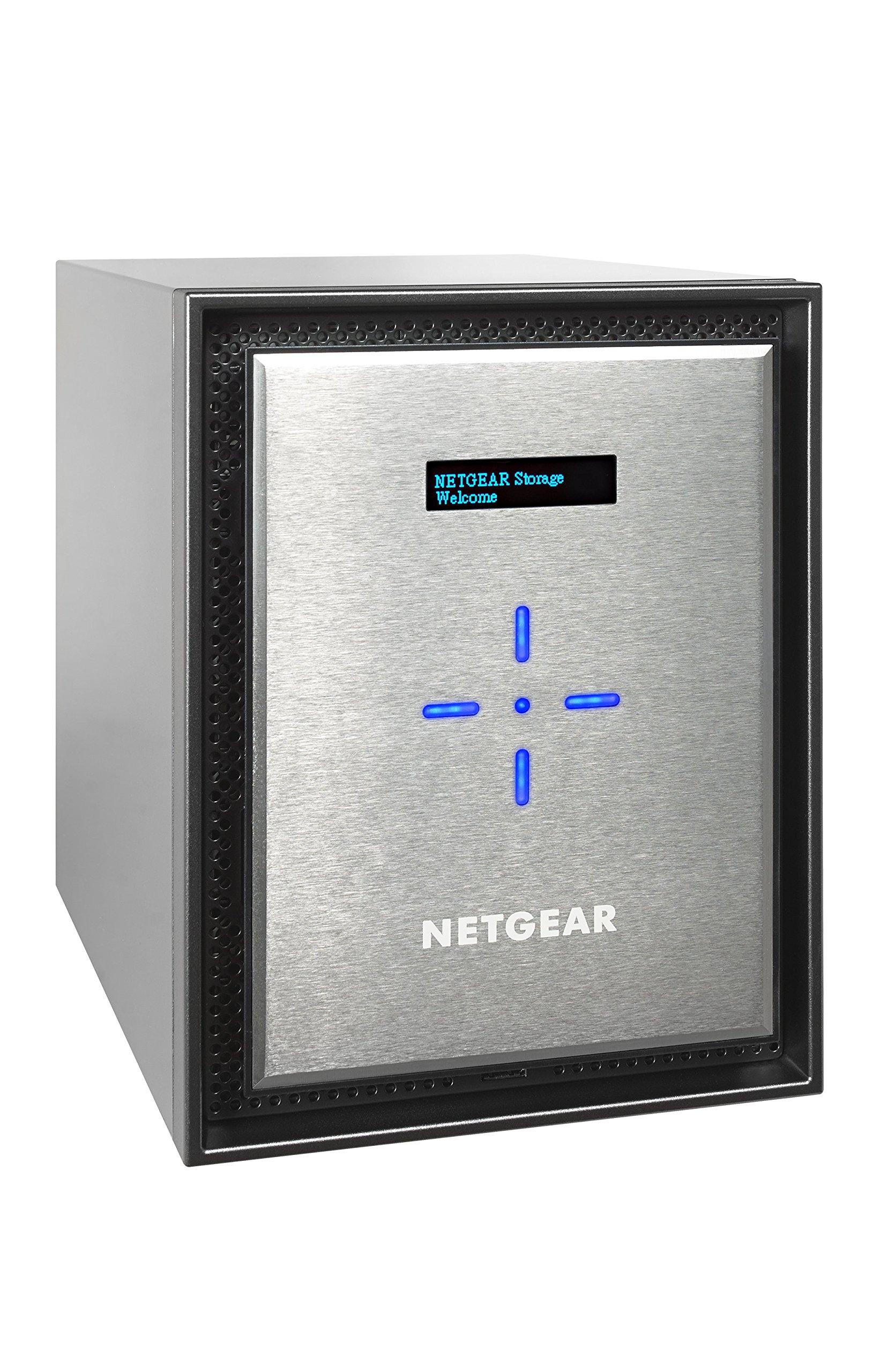 NETGEAR ReadyNAS RN526X00 Performance Processor