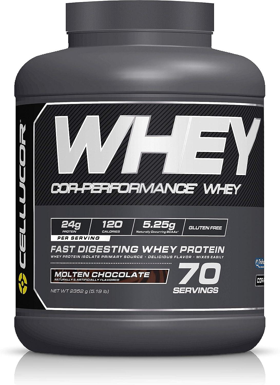 Cellucor COR-Performance Protein Max 41% OFF Powder Chocolate Denver Mall 5lb Molten