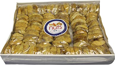 NUTS U.S. - Dried Turkish FIGS, Sun Dried, No Sugar Added, No Sulphur (5.5 LBS)