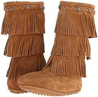 Boots, Girls, Fringe | Shipped Free at Zappos