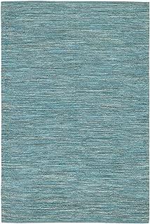Chandra Rugs India Blue Rug 5' x 7'6