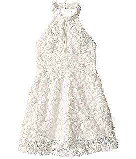 Gemma Halter Dress (Big Kids)