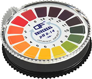 comprar comparacion ECENCE 1 Unidades, Tiras de Prueba pH en Rollo, Papel para Prueba de tornasol, Rango de medición 0-14, Papel indicador Uni...