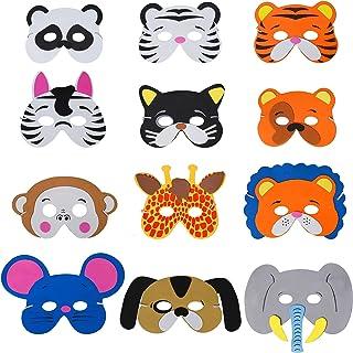 Amazon.es: mascaras animales - 2 estrellas y más