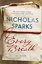Cover image of Every Breath by Nicholas Sparks