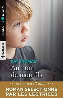 Au nom de mon fils (Black Rose) (French Edition)