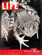 Life Magazine, August 30, 1937