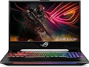 "ASUS ROG Strix SCAR II Slim Gaming Laptop GL504, 15.6"" 144Hz IPS Type, NVIDIA GeForce GTX 1070, Intel Core i7-8750H Proces..."