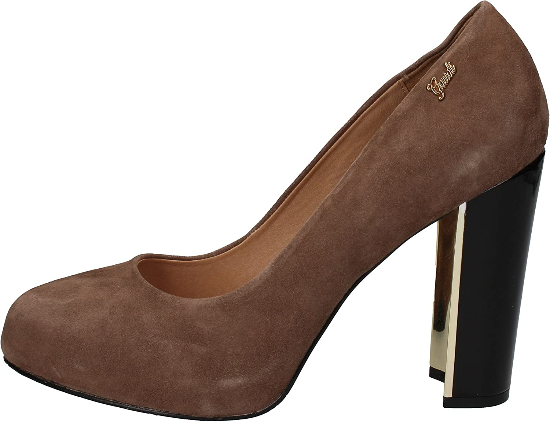GAUDI Pumps-shoes Womens Suede Beige