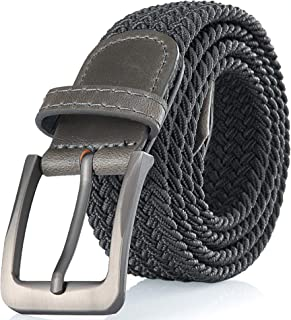 macys mens braided belts