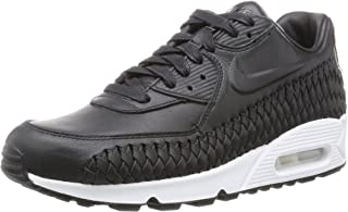 low priced f47e7 6d3bc Nike Air Max 90 Woven Chaussures de Fitness Homme