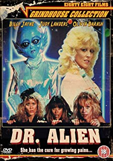 Grindhouse 5: Dr. Alien [DVD] by Billy Jacoby