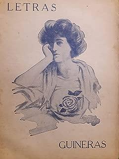Letras guineras revista bimestral ilustrada guines cuba junio de 1924 numeros 15 y 16