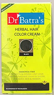 Dr Batras Herbal Hair Color Cream, 130ml