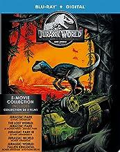 Jurassic Park / The Lost World: Jurassic Park / Jurassic Park 3 / Jurassic World / Jurassic World: Fallen Kingdom