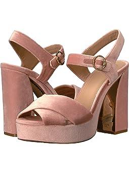 토리버치 힐 샌들 Tory Burch Loretta 115mm Platform,Ballet Pink