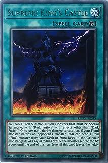 Yu-Gi-Oh! - Supreme King's Castle - LED5-EN015 - Rare - 1st Edition - Legendary Duelists: Immortal Destiny