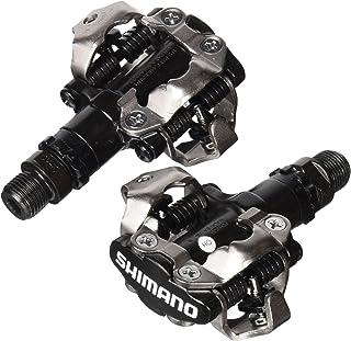 SHIMANO 3E4-4AC - Pedales SPD para Bicicleta, 380 g, Color N