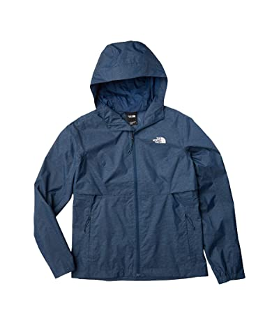 The North Face Paze Jacket (Blue Wing Teal Heather) Women