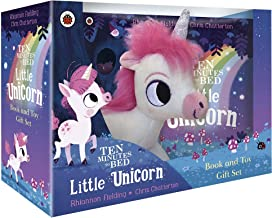 Ten Minutes to Bed: Little Unicorn toy and book set