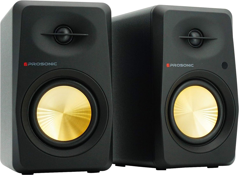 Prosonic BT30 Active Bluetooth shopping Monitor Bookshelf Studio 4 years warranty Speaker