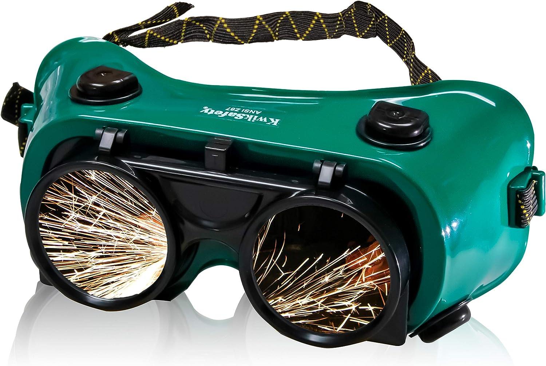 KwikSafety Welding Goggles Eagle FBA Sales Owl Hammerhead Max 50% OFF Eyes