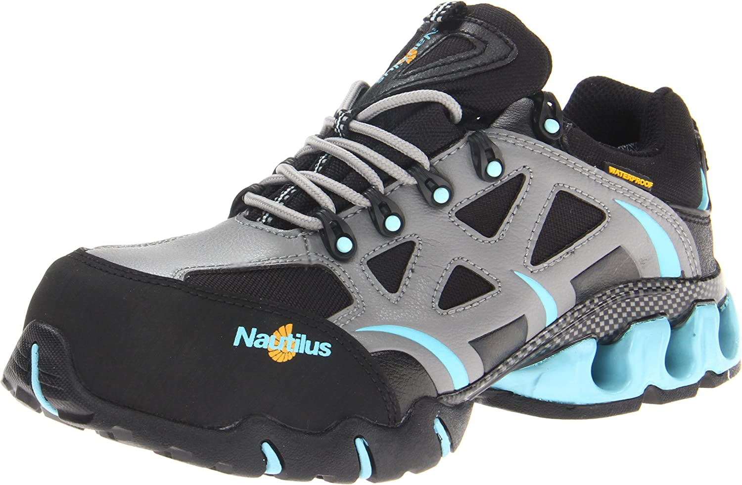 Nautilus Safety Footwear N1852 Women's Comp Toe Shoe New Ranking TOP19 product Work