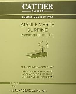 Cattier Arcilla Verde Superfina - 3 kg