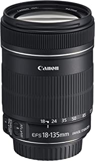 Canon EF-S 18-135 mm f/3.5-5.6 is (Renewed)