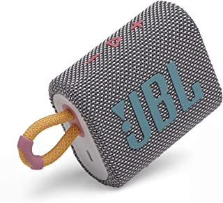 JBL Go 3: Portable Speaker with Bluetooth, Built-in...