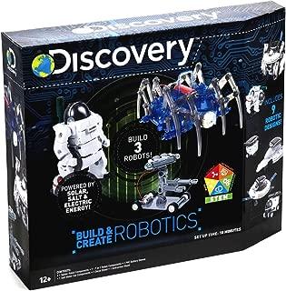 Discovery Build and Create Robotics Kit (Build # Robots)