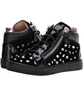 Giuseppe Zanotti Kids Veronica Sneaker (Toddler/Little Kid)