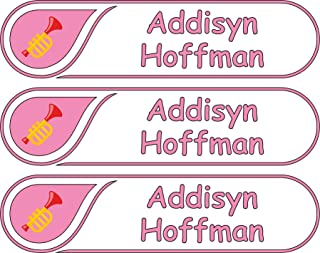 All-purpose, Custom Name Labels, Multiple Colors And Sizes, Waterproof, Microwave And Dishwasher Safe, Washer And Dryer Safe, Custom Name Stickers, Daycare Labels, Labels For Kids, Labels For Camp