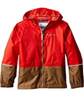 Columbia Kids - Hot on the Trail™ Rain Jacket (Little Kids/Big Kids)