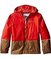 Columbia Kids - Hot on the Trail™ Rain Jacket (Little Kids/Big Kids)