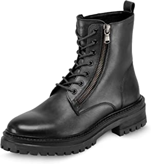 Geox Womens Adult IRIDEA 1 Black Ankle Boots