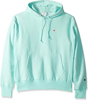 Champion LIFE Men's Reverse Weave Pullover Hoodie WATERFALL GREEN XX-Large