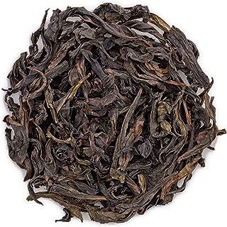 Oriarm Wuyi Shui Xian Da Hong Pao Oolong Tea Loose Leaf 100g / 3.53oz - Fujian Chinese Oolong Tea Leaves Dahongpao - Wuyi Rock Wulong Tea Big Red Robe - Detox Relaxing Naturally Grown