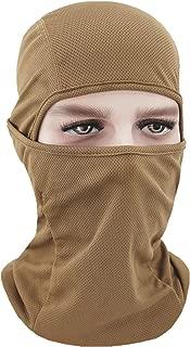Eamber Balaclava Full Face Mask Hood for Men Women Headwear Ski, Skiing, Cycling, Motorcycle, Running, Fishing, Outdoor, Tactical